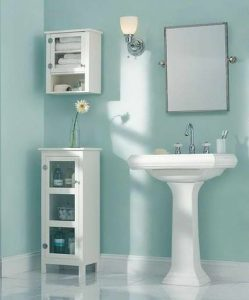 The Best Colors To Use For A Small Bathroom Sheldon Sons Inc